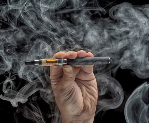 Is Vaping Harmful for Your Teeth?